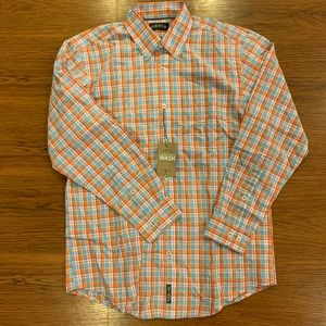 New Orvis Long Sleeve Button Down
